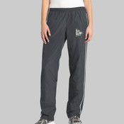 Sport-Tek® Ladies Piped Wind Pant