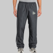 Sport-Tek® Piped Wind Pant